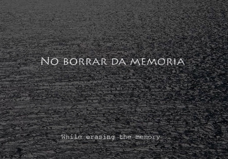 No borrar da memoria