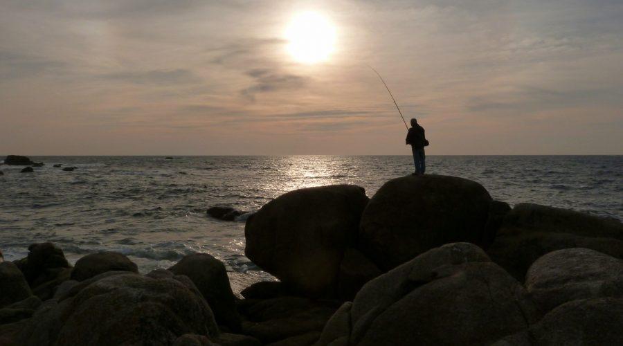 Pescando o sol